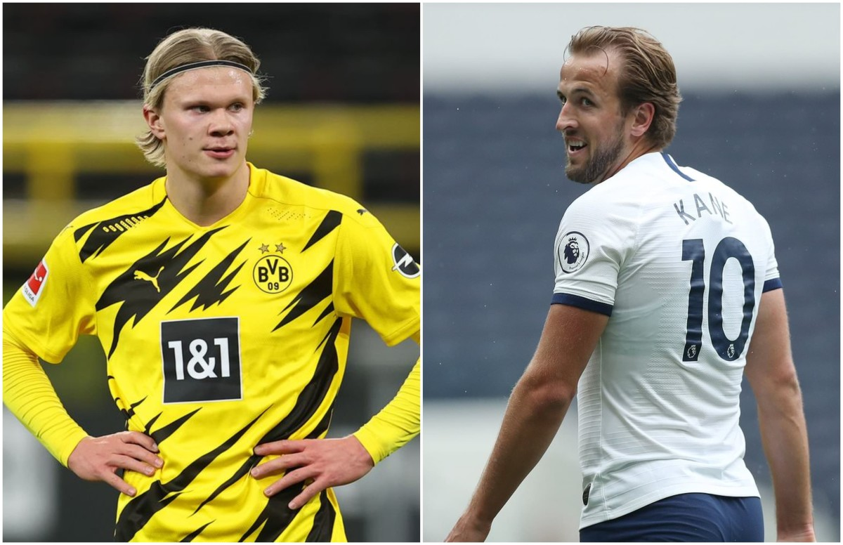 Why Man Utd should sign Erling Haaland over Harry Kane this summer