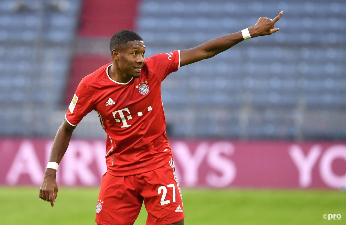 How Real Madrid will line up with David Alaba