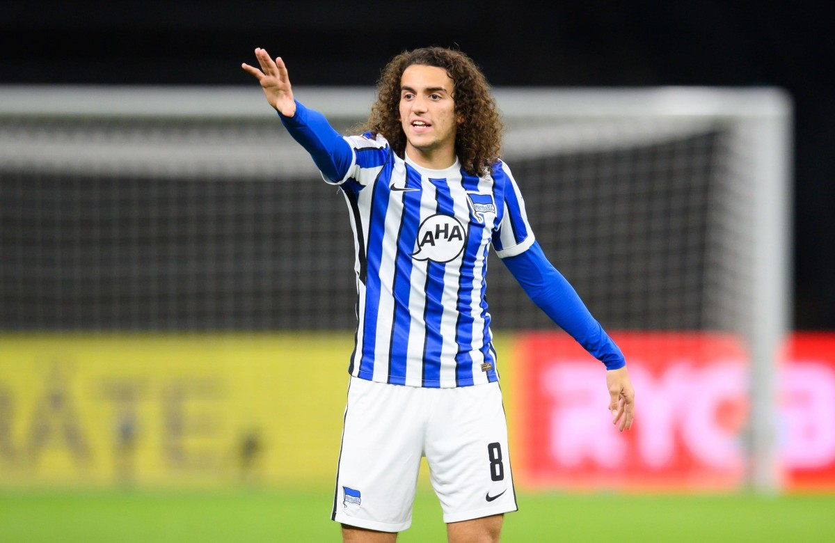 Arsenal's Guendouzi agrees terms with Marseille over possible move