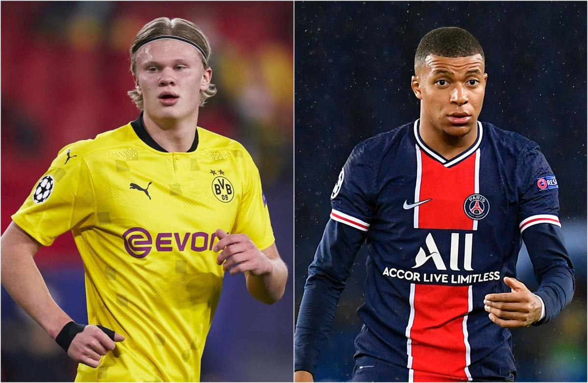 Man Utd should move for 'special' Mbappe before Haaland