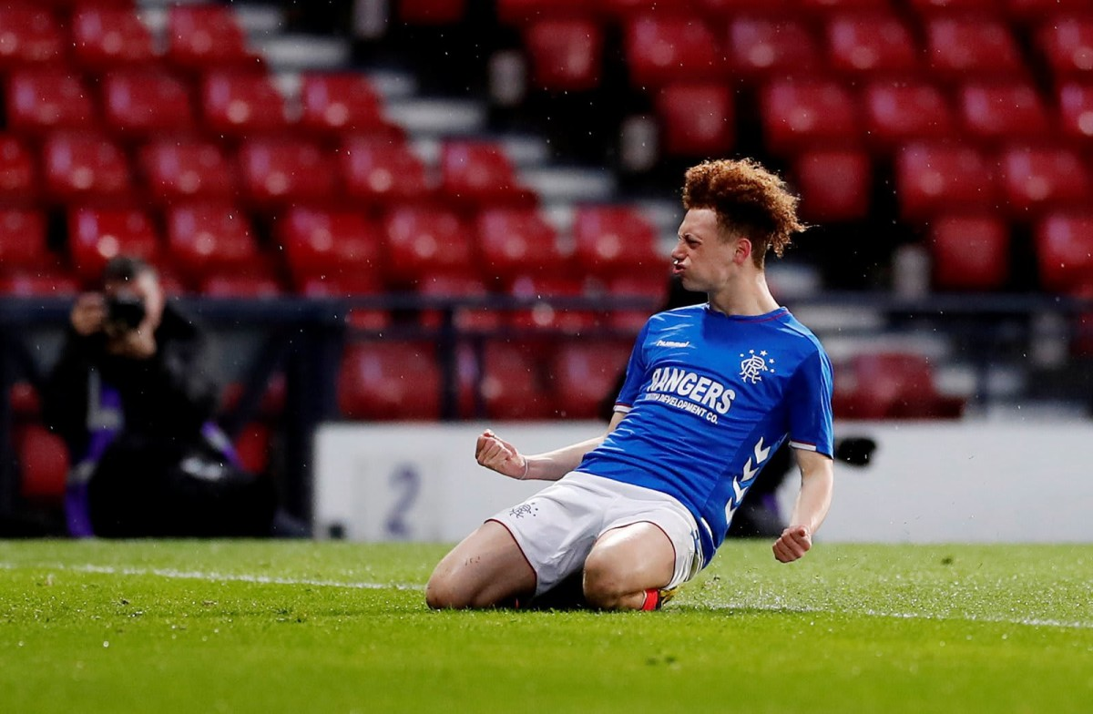 Exclusive: Brentford set to sign Rangers talent Nathan Young-Coombes