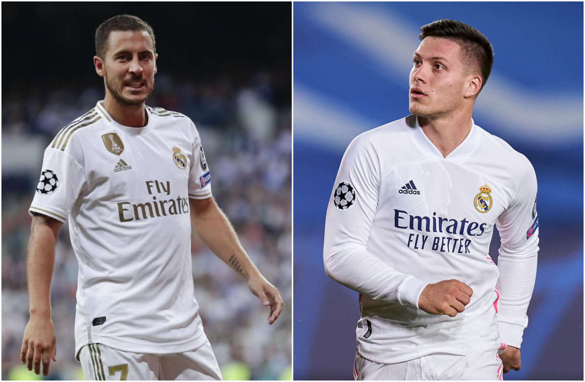 How Real Madrid blew €200m in one summer on flops Hazard and Jovic
