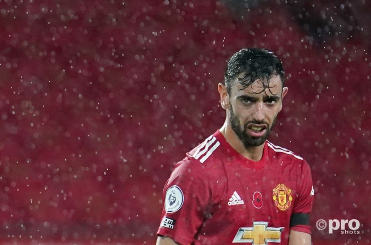 Bruno Fernandes rapidly established himself as Man Utd's key player after arriving from Sporting CP