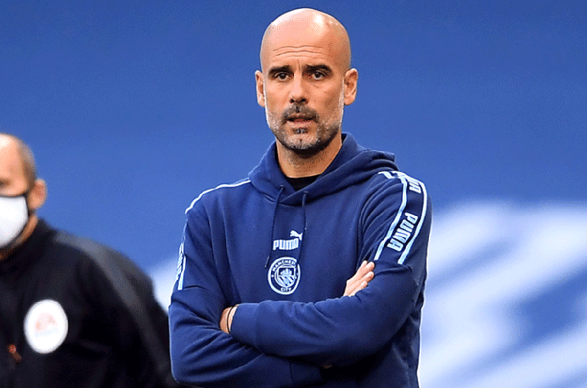 Guardiola says departures are likely at Man City this summer