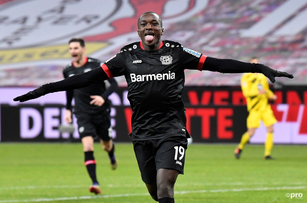 Moussa Diaby: Why the Leverkusen winger is an unlikely priority for Madrid and Man Utd