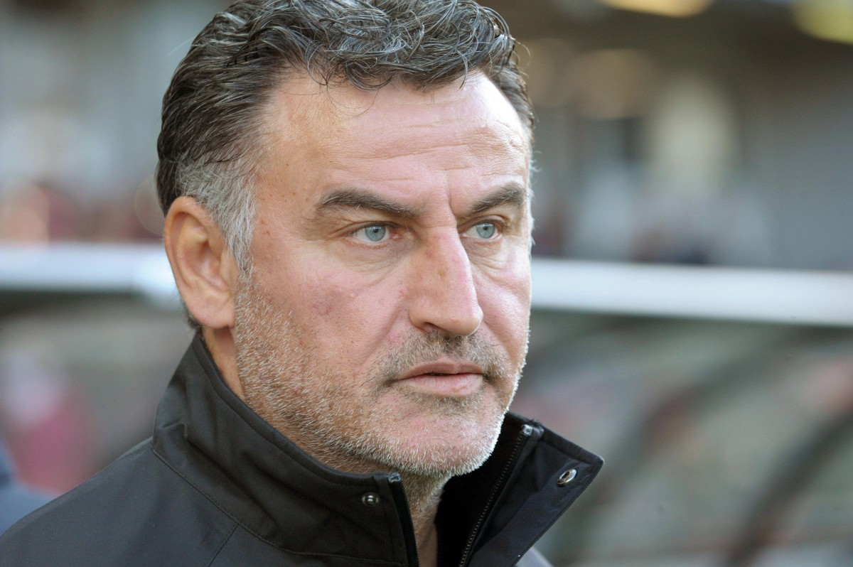 Lille coach Galtier dreams of coaching Liverpool one day