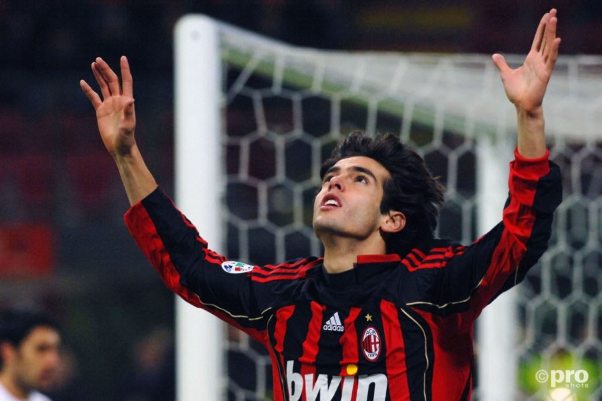 How Kaka went from Ballon d'Or winner to £56m outcast following transfer to Real Madrid