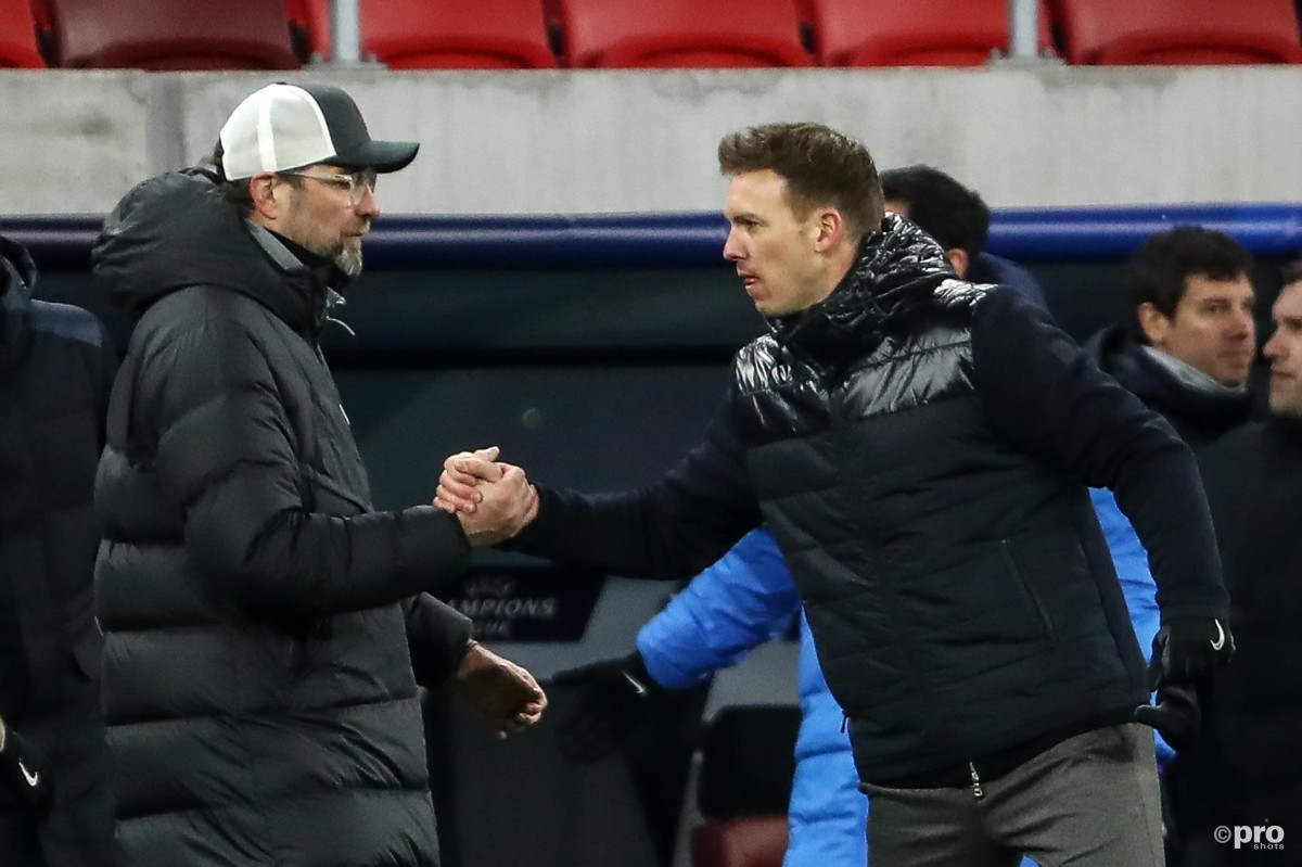 Nagelsmann, Allegri and Klopp – Five coaches tipped to replace Flick at Bayern