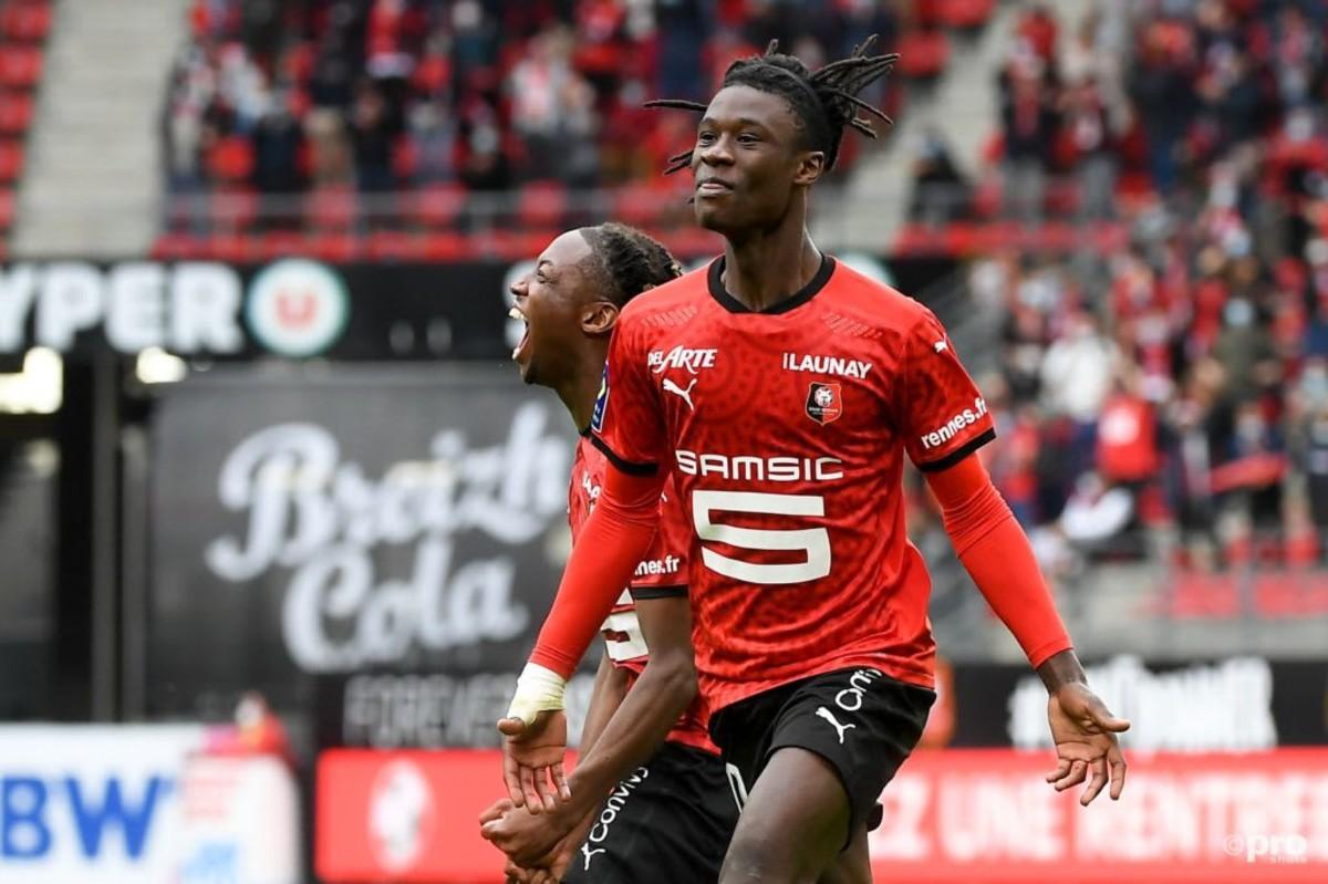 Real Madrid, Arsenal and PSG on alert as Rennes admit they may sell Camavinga
