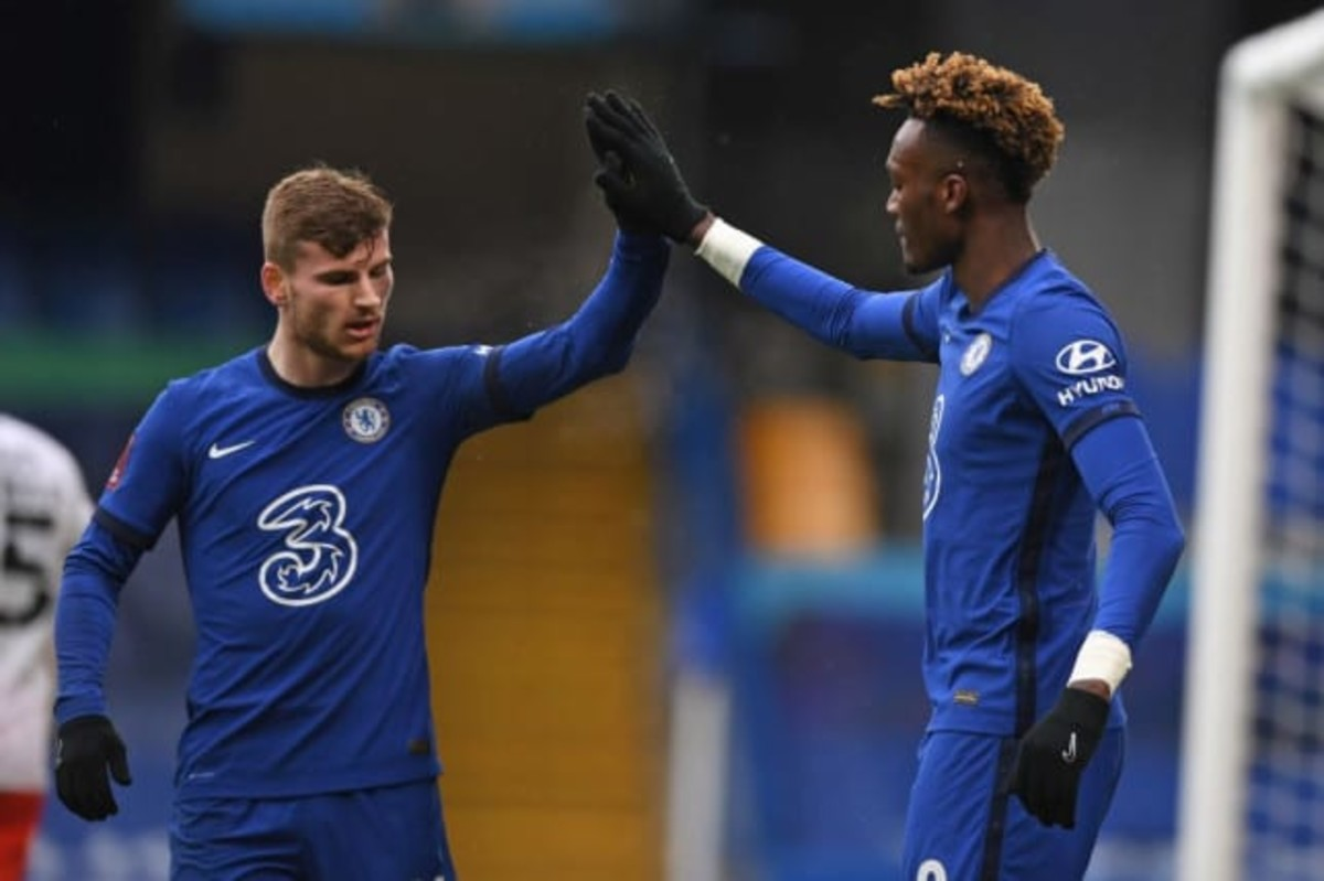 Chelsea boss Tuchel slammed for continuing with Werner over Abraham