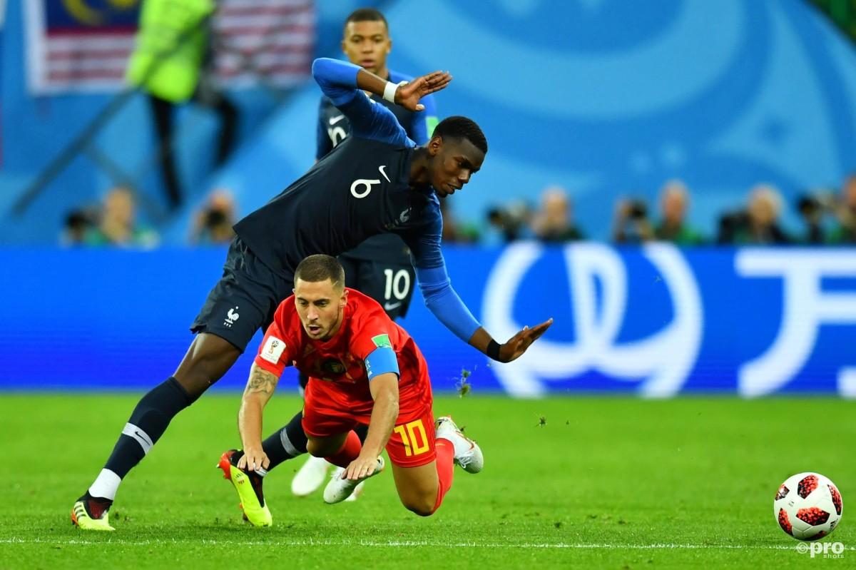 Pogba for Hazard? Raiola suggests shock swap deal