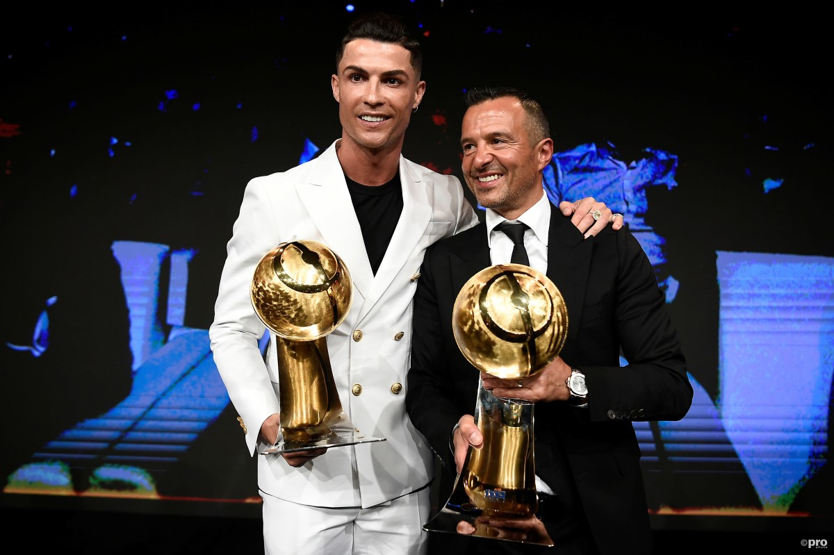 Ronaldo asks Jorge Mendes to find him a new club