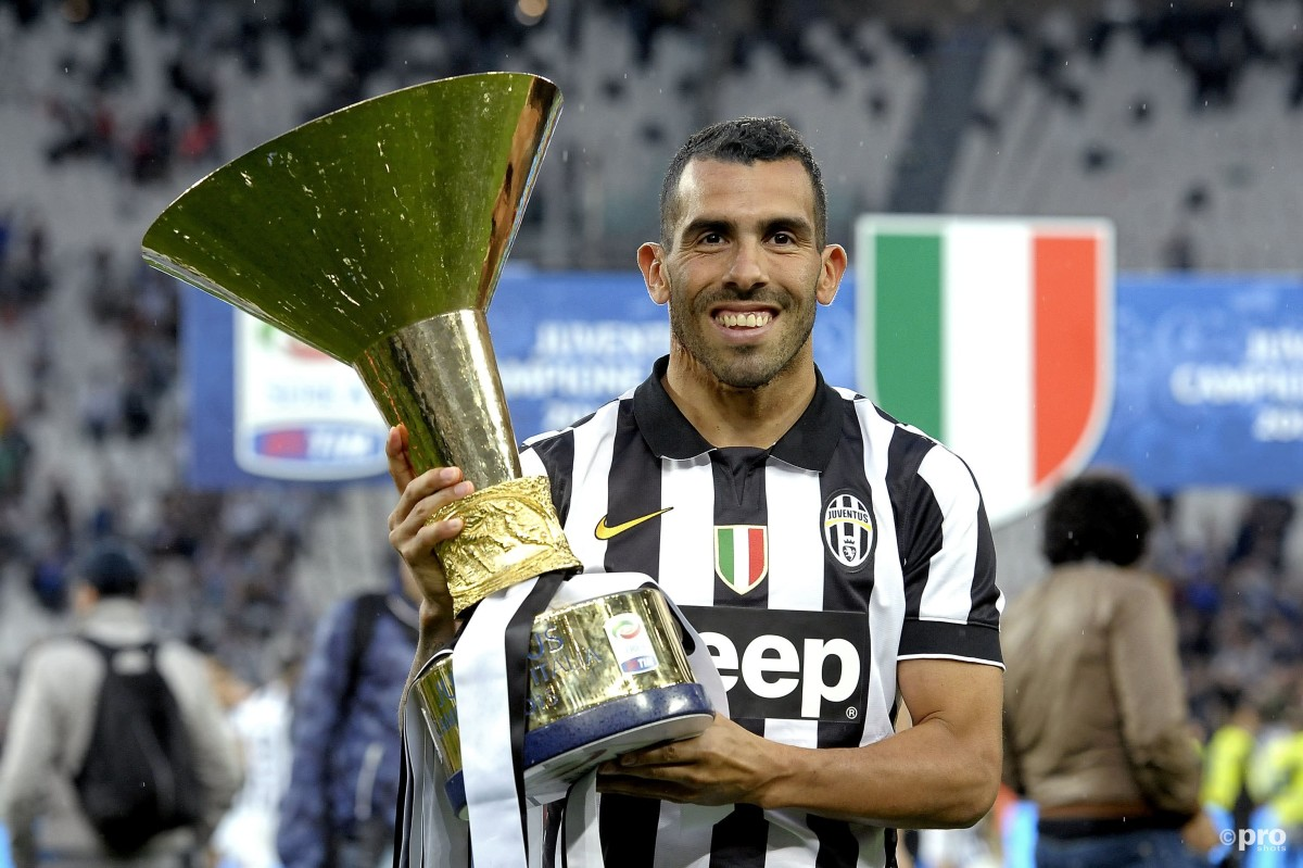 'Aguero can do what Tevez did for Juventus'