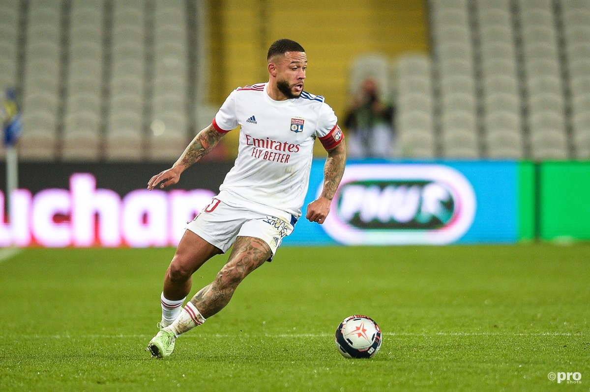 Memphis confirms Barcelona interest but warns 'nothing is done yet'