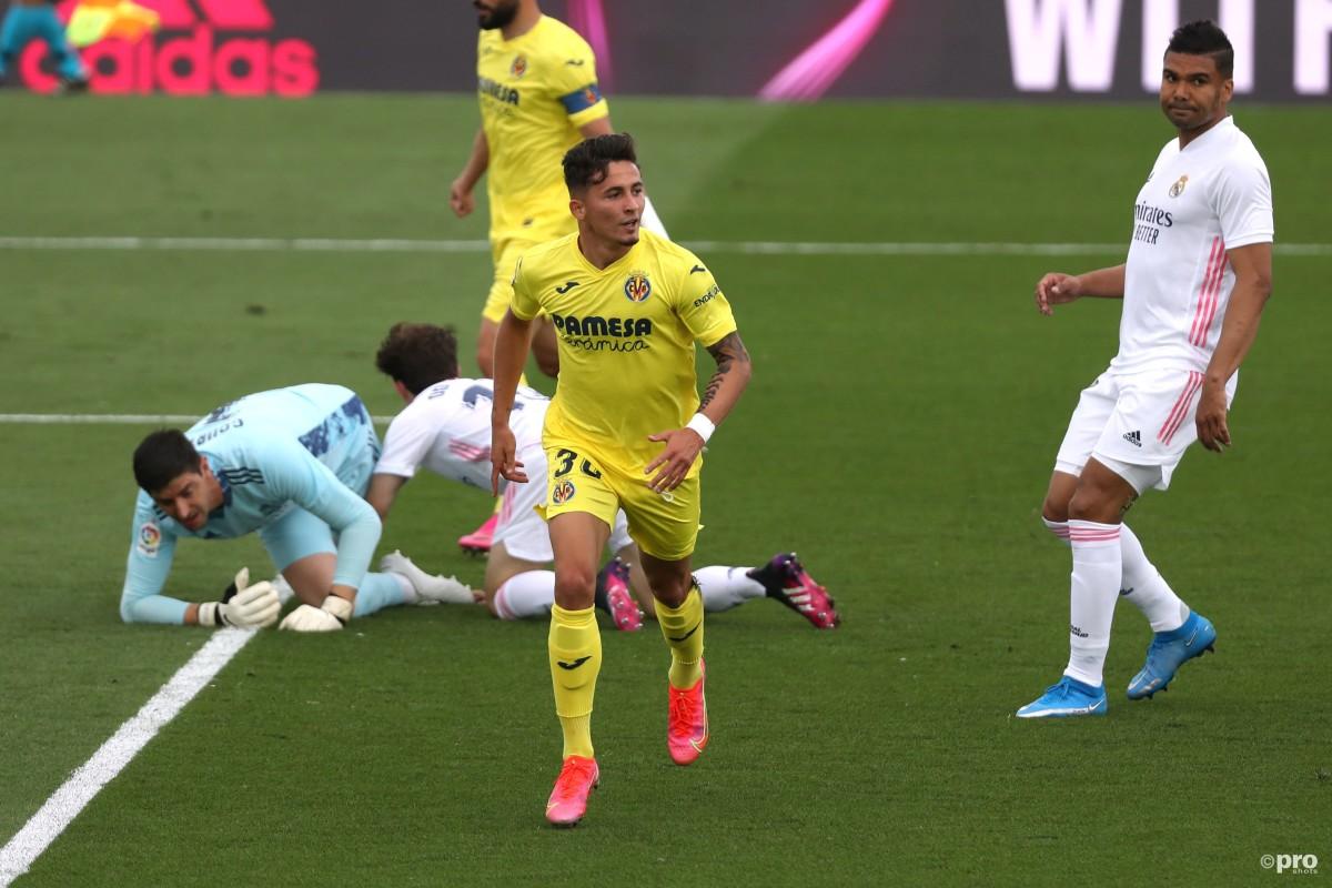 Who is Yeremi Pino? The Villarreal wonderkid set to take on Man Utd in the Europa League final