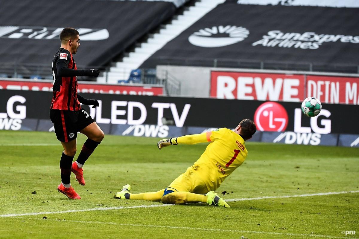Manchester United transfer news: Frankfurt president admits interest in Silva