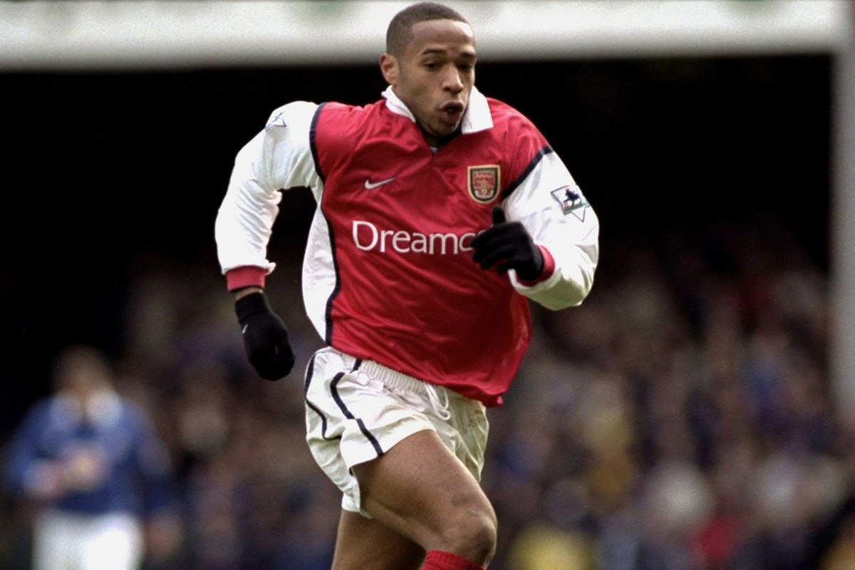 Thierry Henry: Why I signed for Arsenal