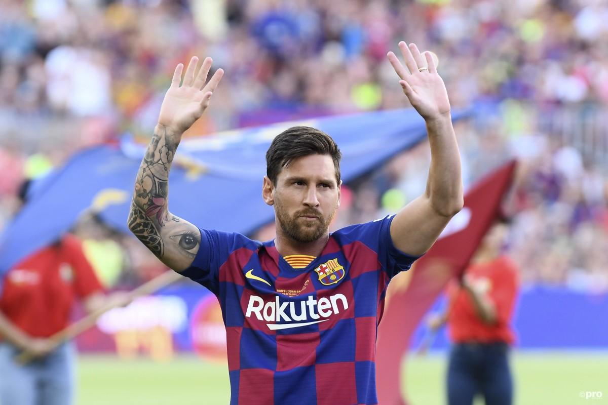 Messi's Barcelona future revealed