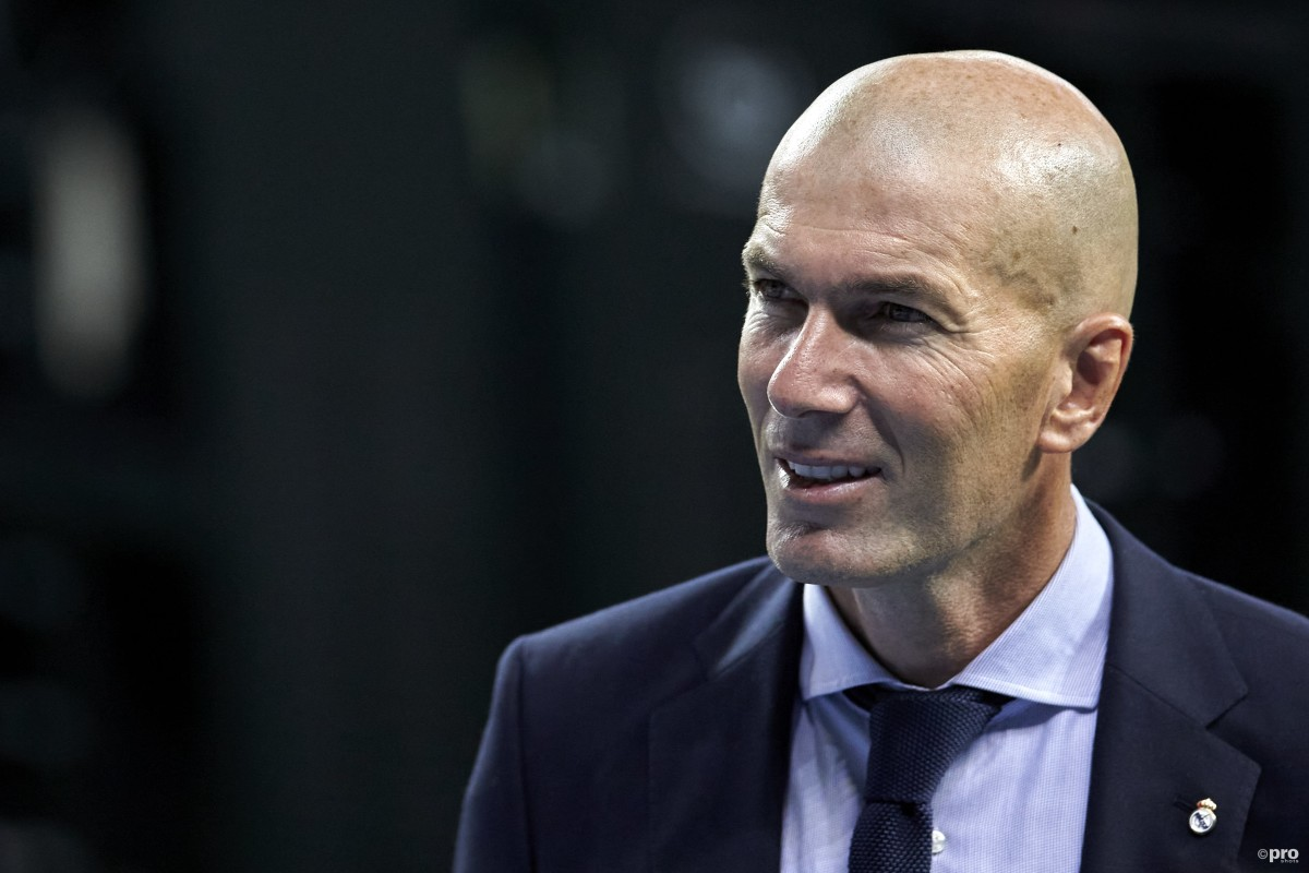 Zidane does not rule out Juventus job: Italy is in my heart