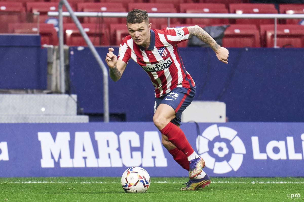 Man Utd target Trippier goes second in La Liga for assists