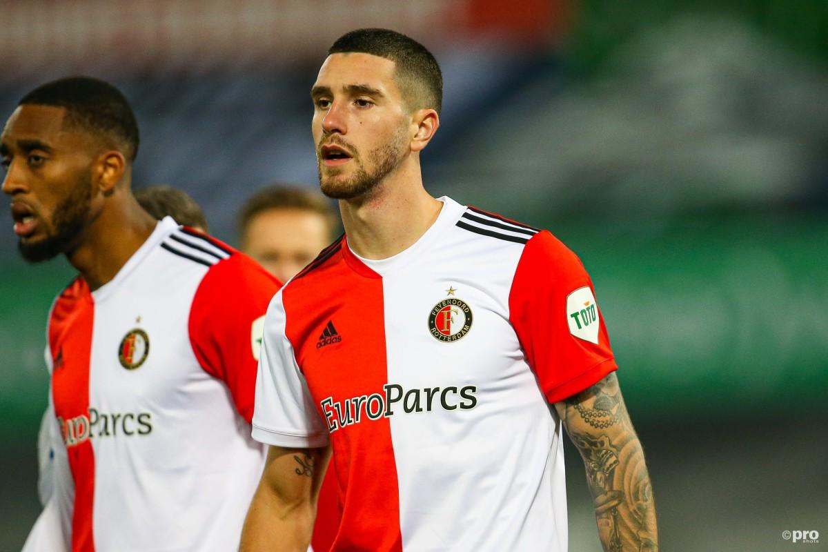 Real Madrid interested in Feyenoord's Marcos Senesi