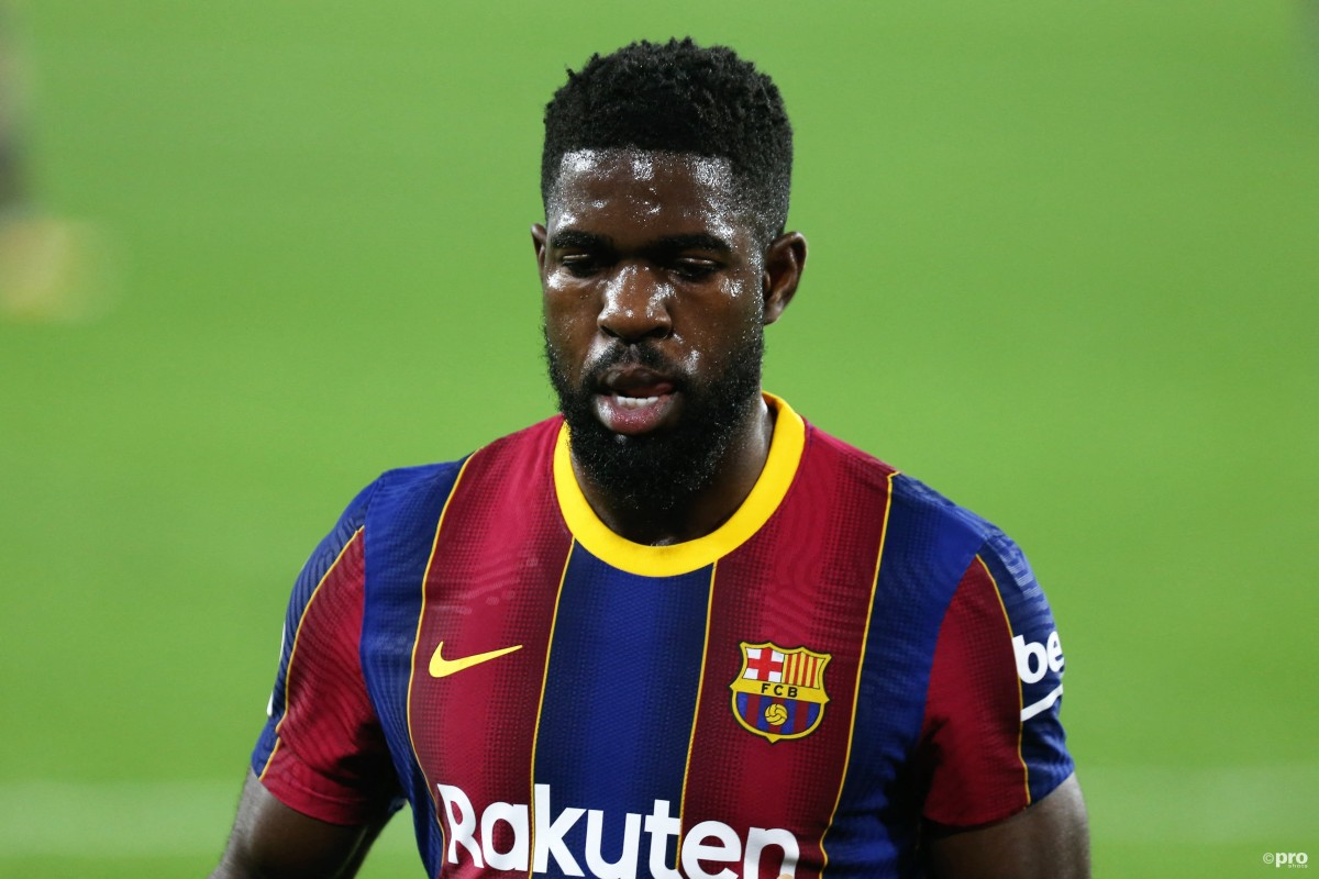 Could Liverpool offer Umtiti a way out of Barcelona?