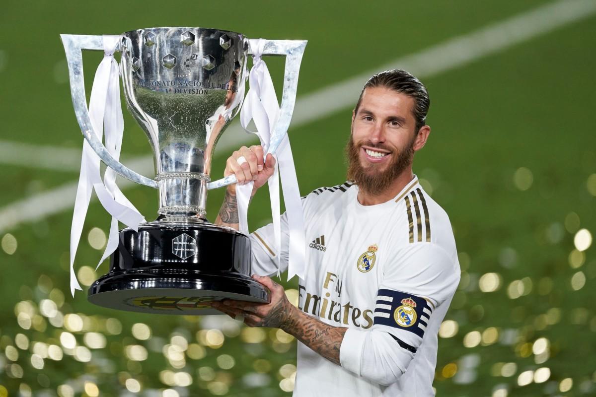 Sergio Ramos transfer latest: Man Utd to sign the Real Madrid captain?