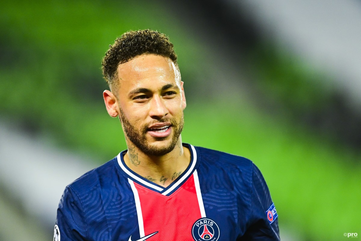 Neymar reveals why he signed new PSG deal despite 'fights and sad times'