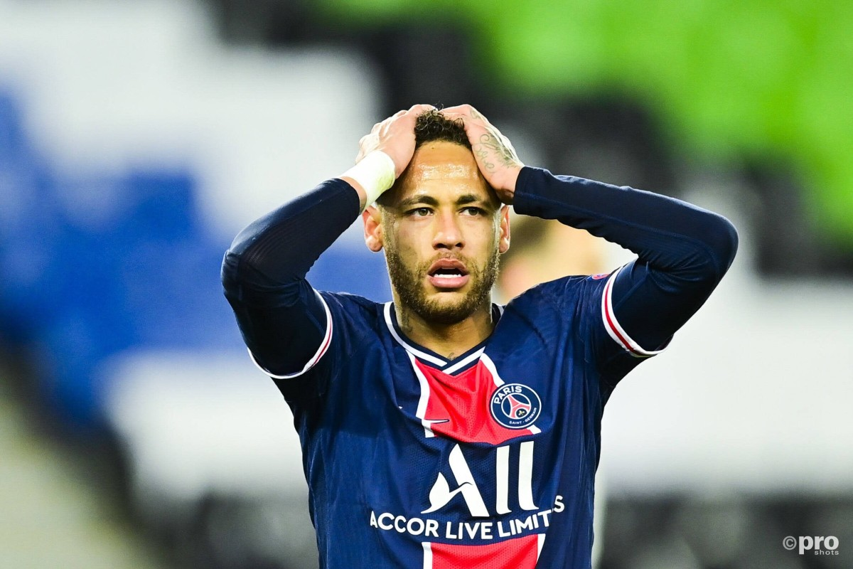 PSG in no rush to extend Neymar's contract, according to sporting director
