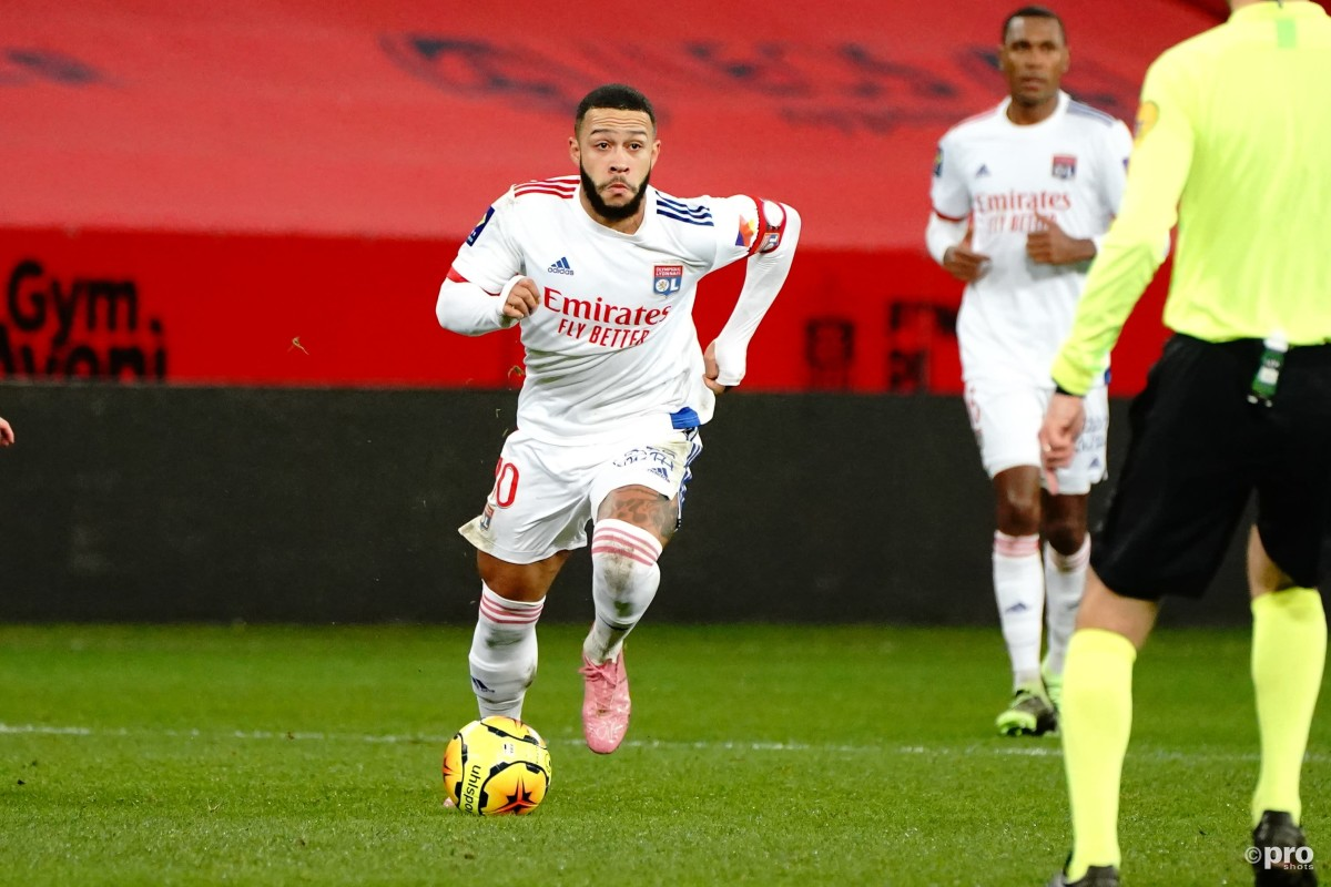 Why Barcelona-bound Memphis Depay was a disaster at Man Utd
