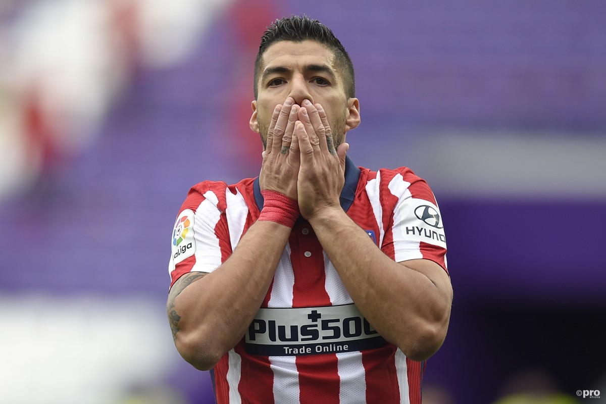 Atletico reveal if tearful Suarez is likely to stay after title win