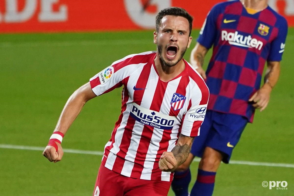 Man Utd want Saul Niguez as Pogba replacement