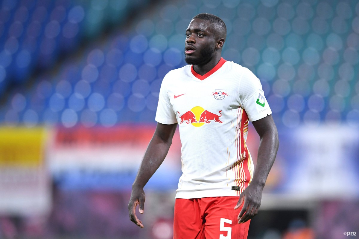 Dayot Upamecano: Why I turned down Manchester United