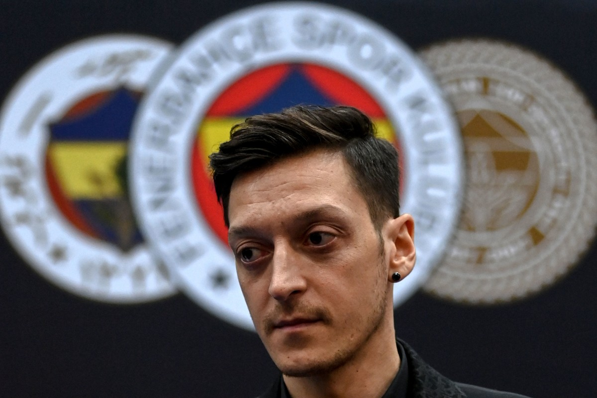 Revealed: Mesut Ozil has cost Arsenal more than £7m since Fenerbahce move