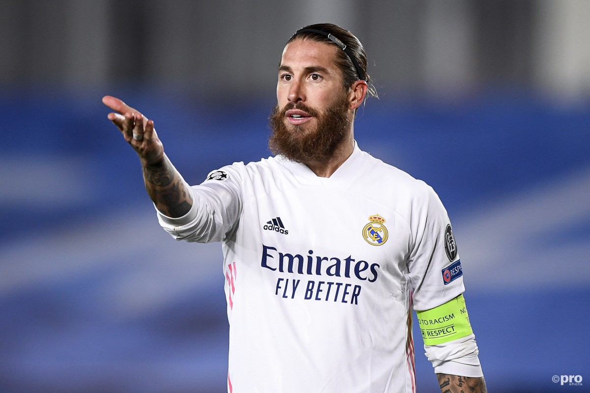'Of course Ramos contract influences my future,' admits Real Madrid star