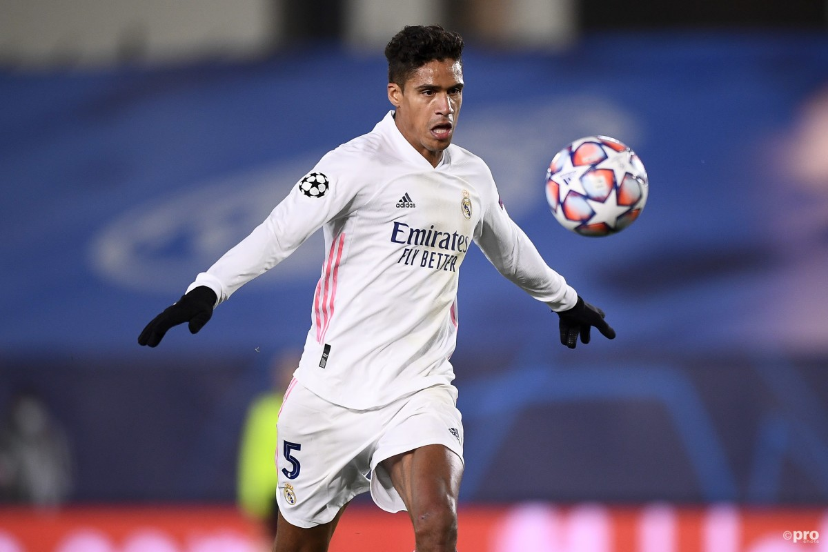 Three reasons why Raphael Varane could leave Real Madrid for Man Utd or Liverpool
