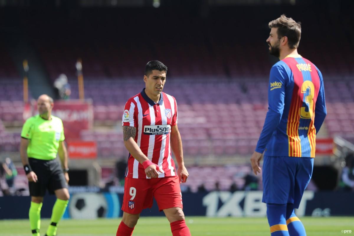 Pique accused of calling Suarez fat