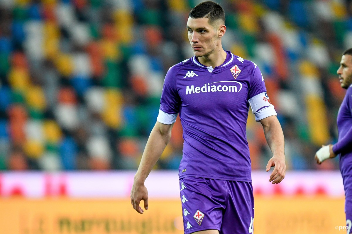 Who is Nikola Milenkovic? The Fiorentina defender wanted by Man Utd and Man City
