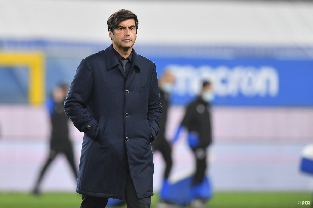 Roma confirm Paulo Fonseca will leave at the end of the season