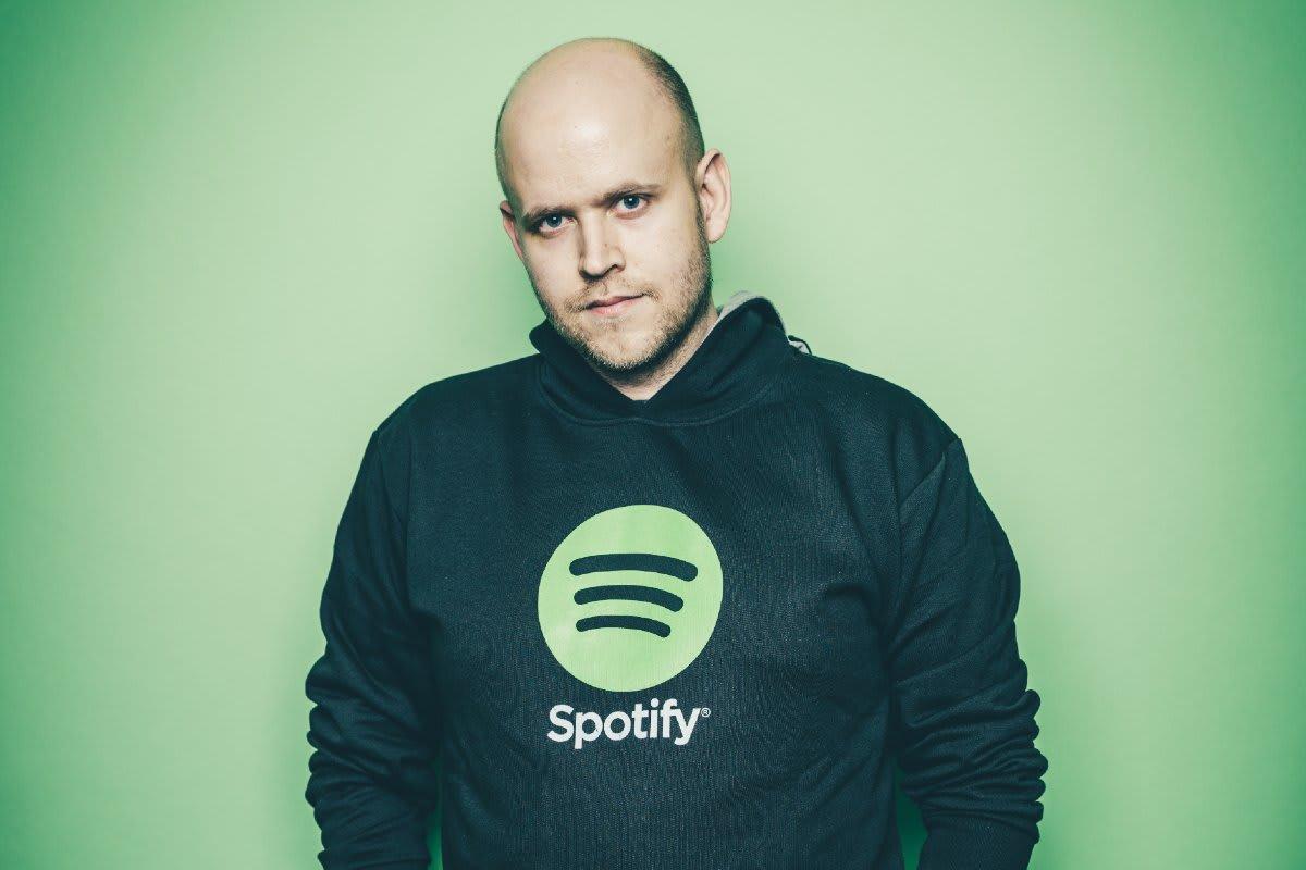 Who is Daniel Ek? The Spotify billionaire who wants to buy Arsenal