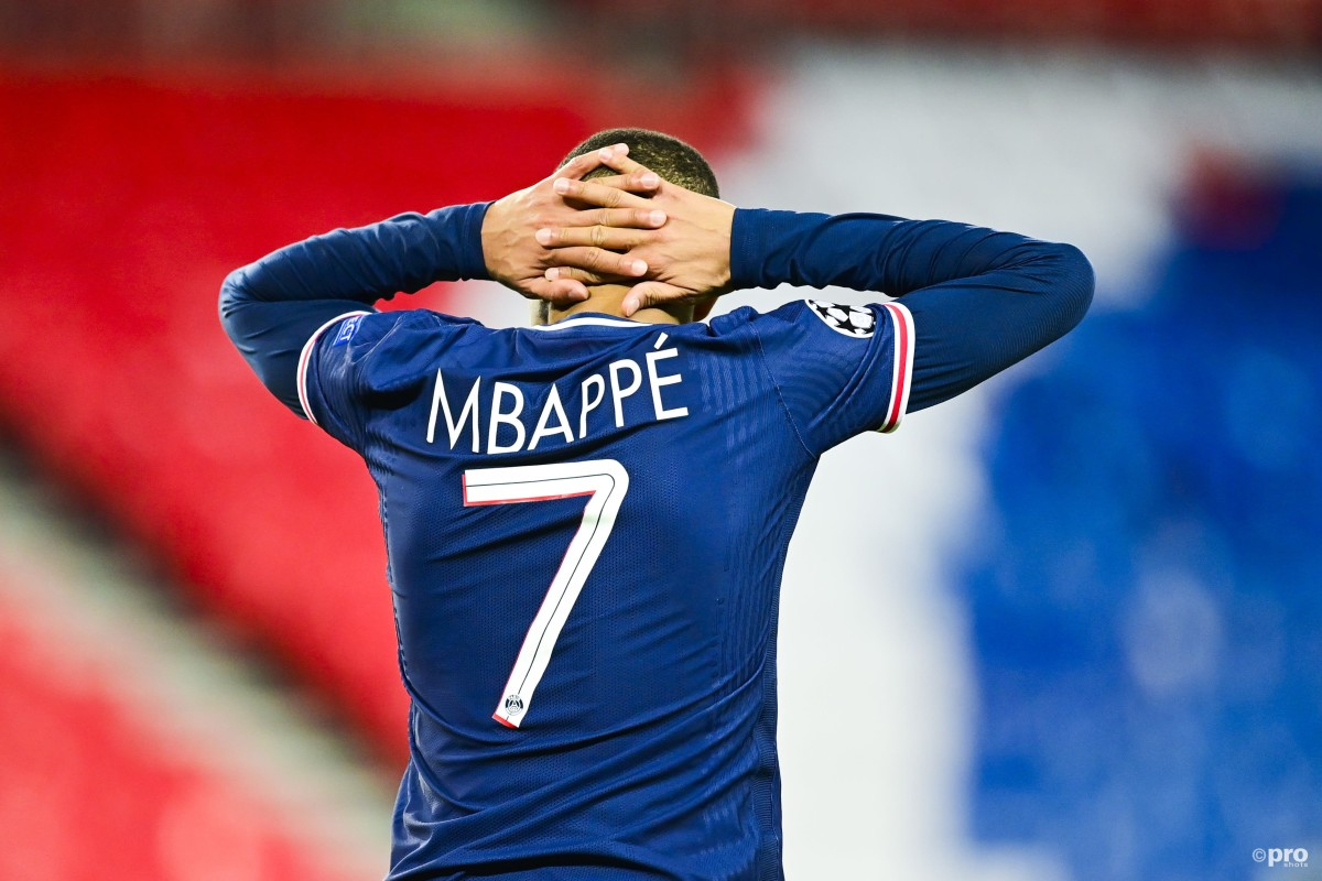 Mbappe hasn't progressed as expected at PSG, claims former manager