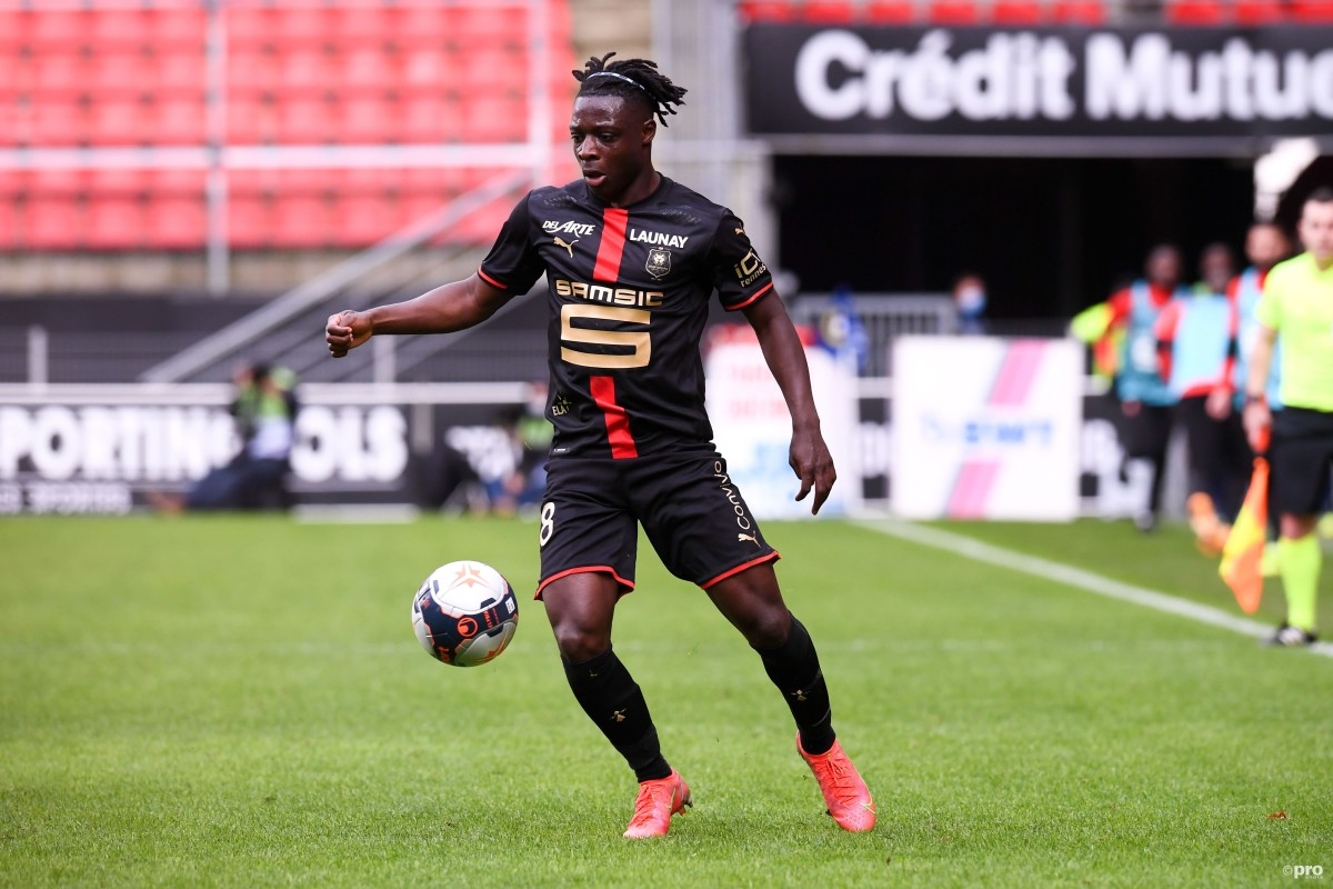 Liverpool target claims he is the best dribbler in Ligue 1
