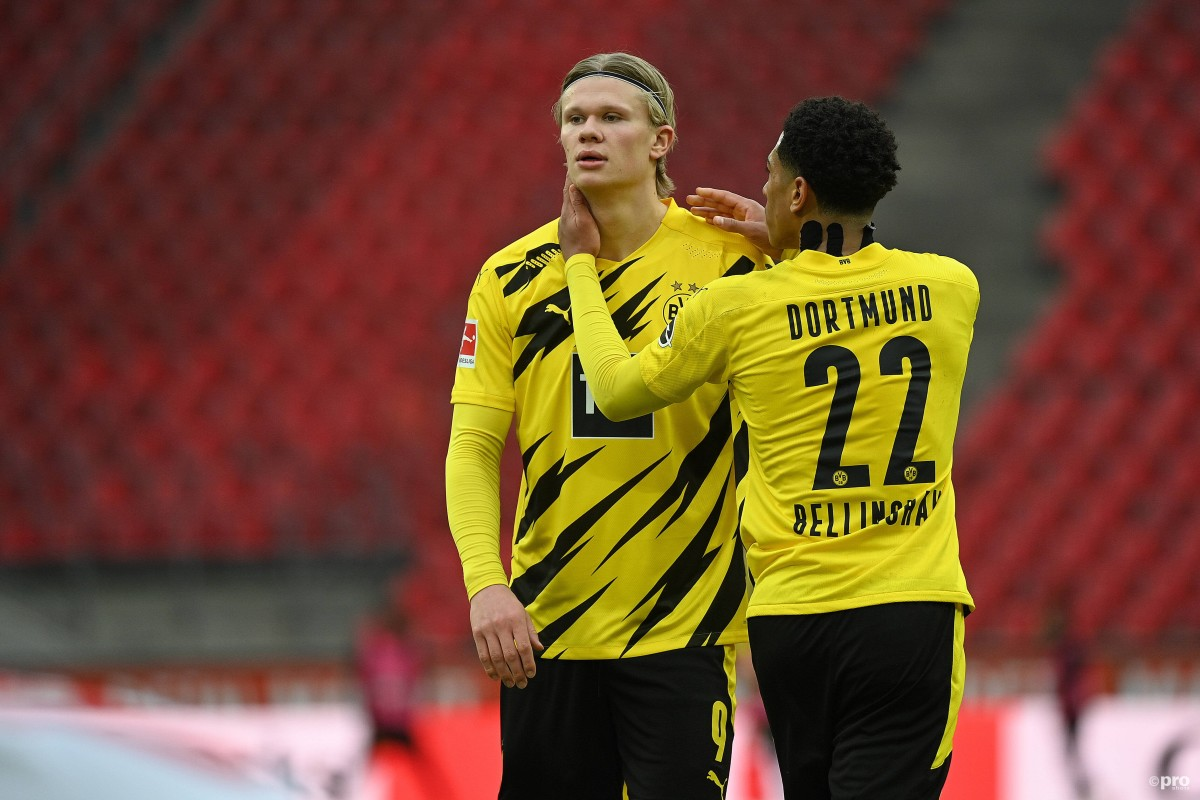 Dortmund president confirms club in good shape to fight off Haaland interest