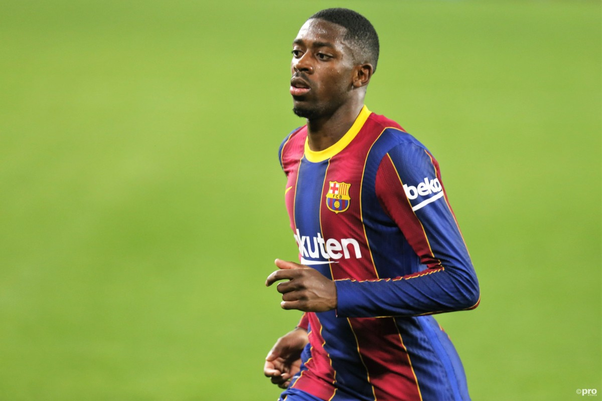 Dembele to leave Barcelona and bolster Juventus' attack?