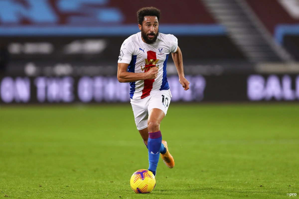 'Crystal Palace to decide on future of players at the end of the season'