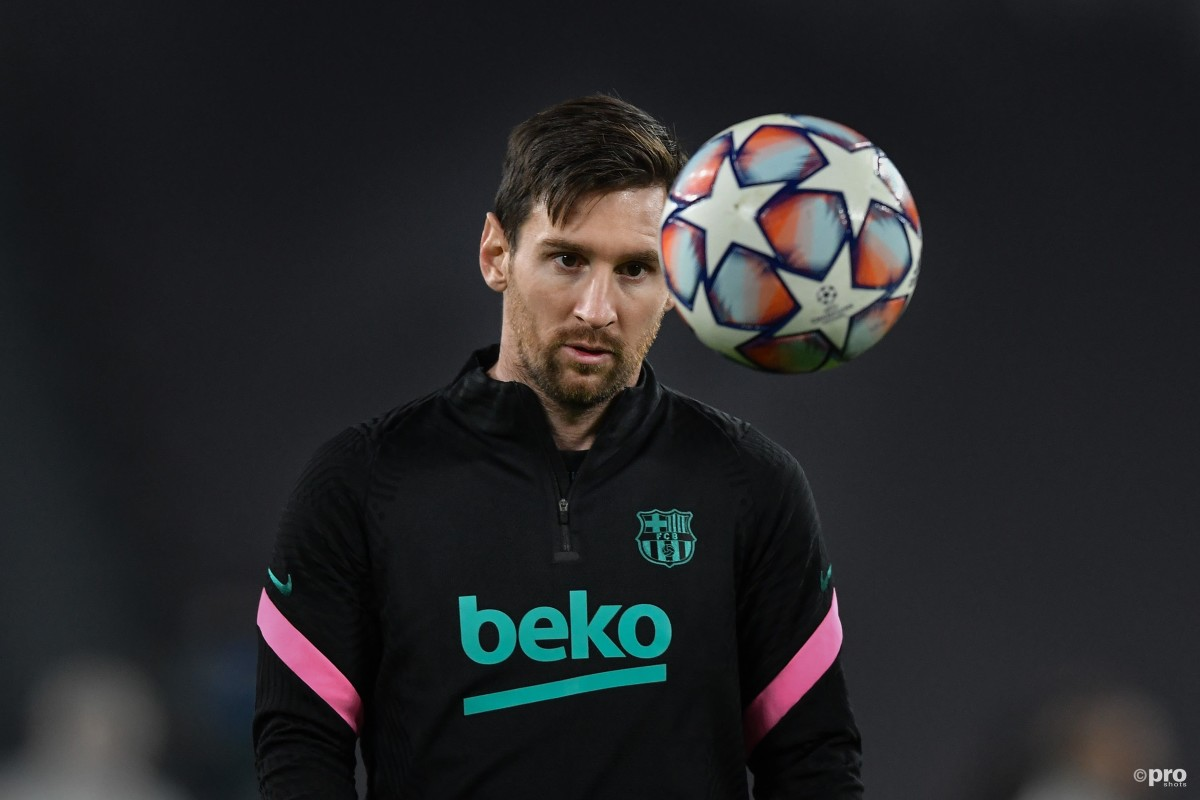 Zidane indicates he wants Messi to stay at Barcelona