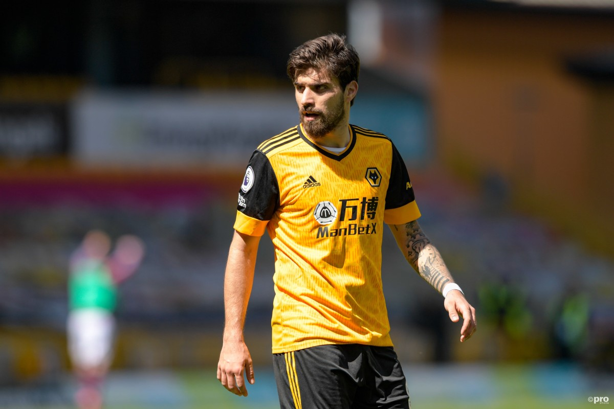 Ruben Neves is a fan favourite at Wolves