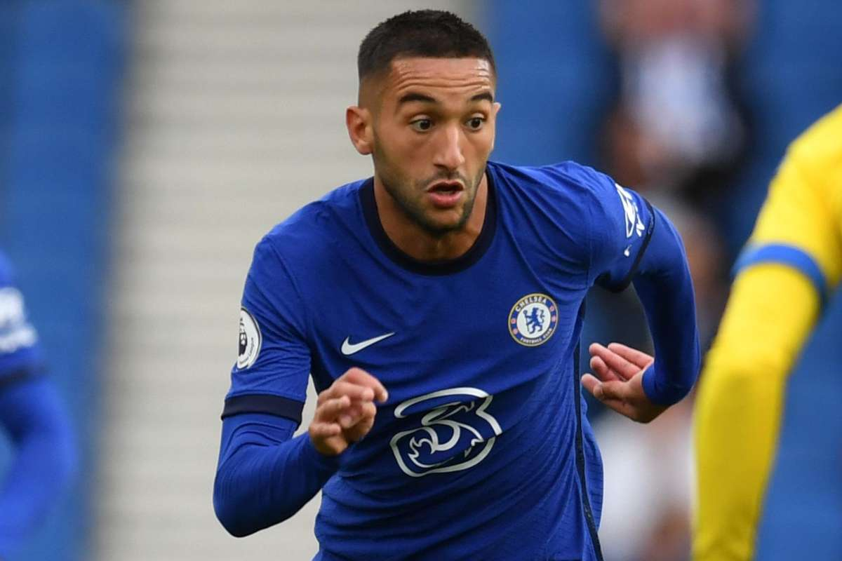 Ziyech opens up on off-field problems as his Chelsea struggles continue