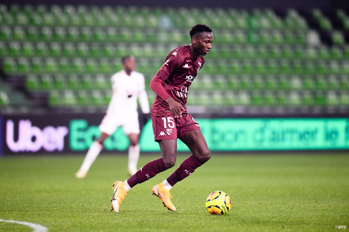 Chelsea and Everton target Pape Matar Sarr 'is like Miralem Pjanic', according to Metz boss