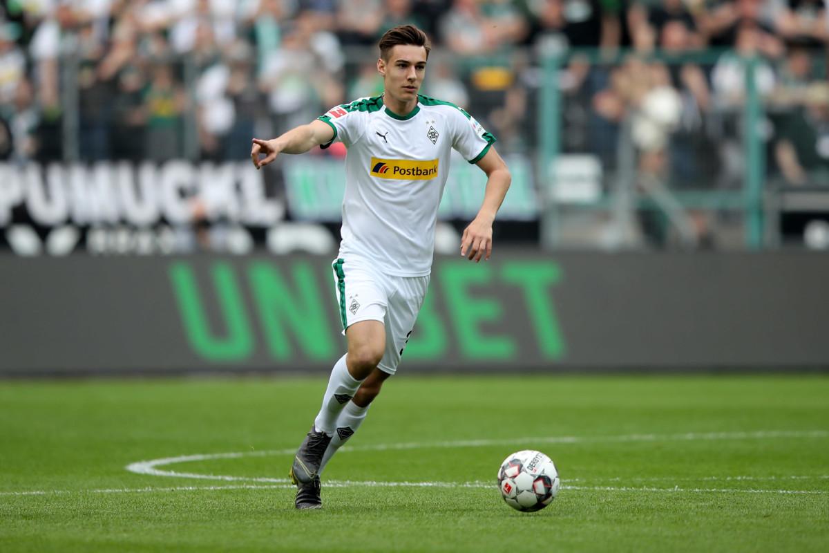 Who is Florian Neuhaus? The Gladbach star wanted by Liverpool & Bayern Munich
